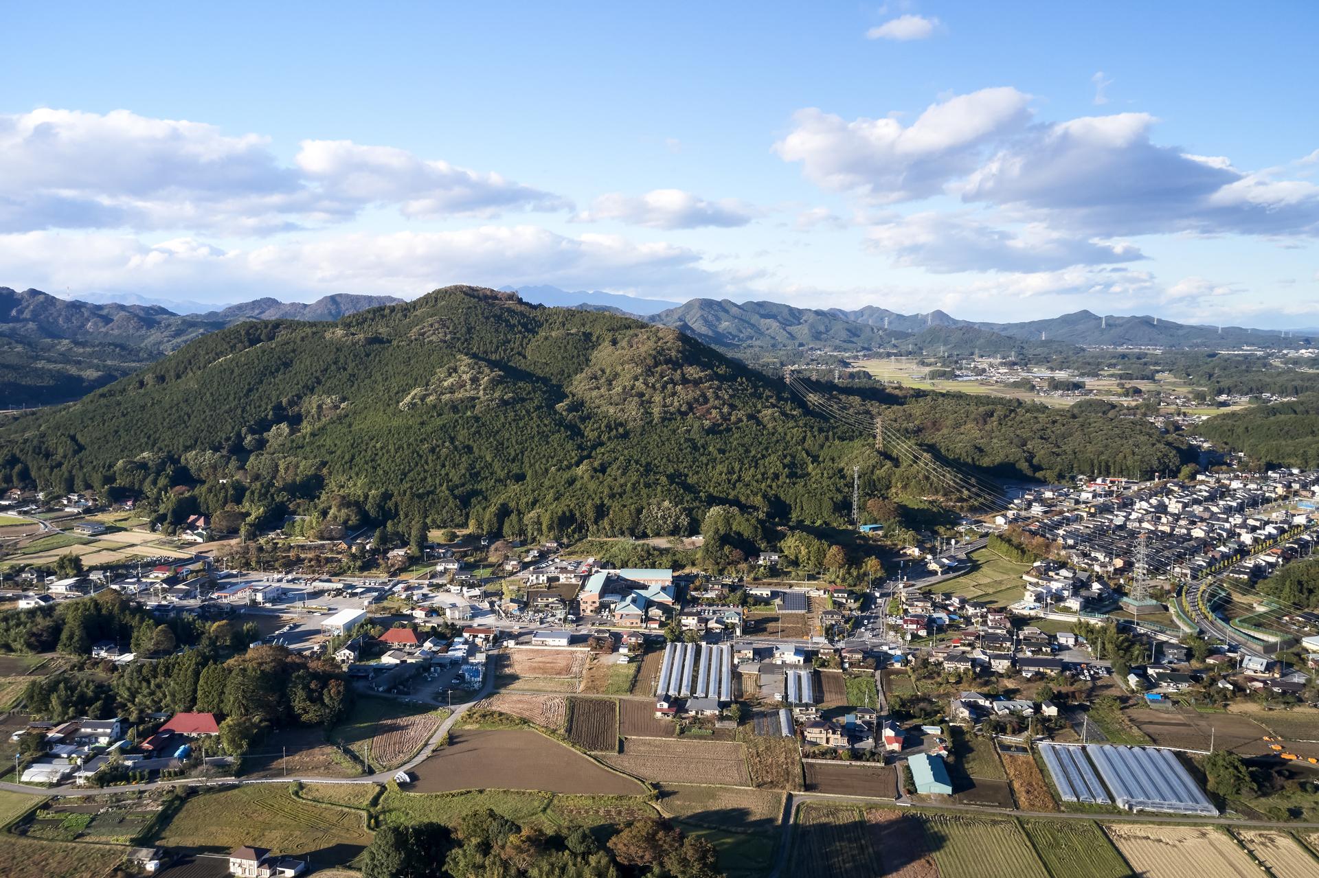 多気山(多気城跡)