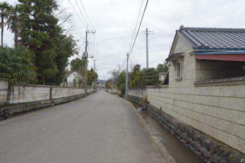 Ueda village